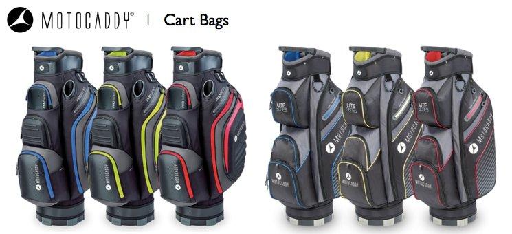 Motocaddy Cart Bags