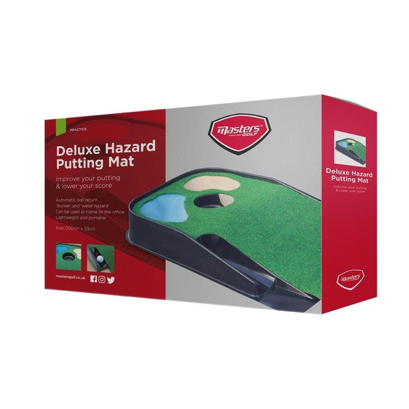 Masters Deluxe Hazard Putting Mat