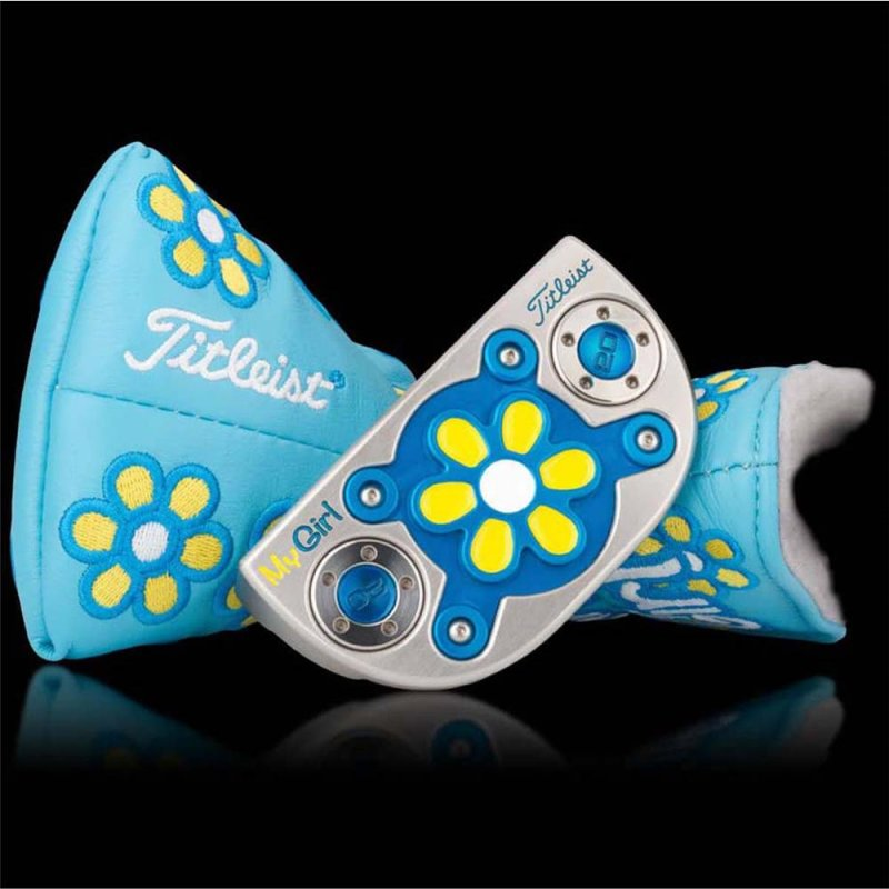 Titleist Scotty Cameron 2003 British Open Victory Ben Curtis Limited Edition Putter RH 35