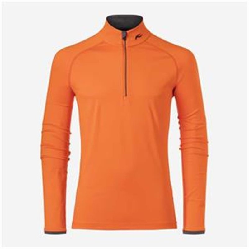 Kjus Feel Half-Zip Herren | Kjus orange 50