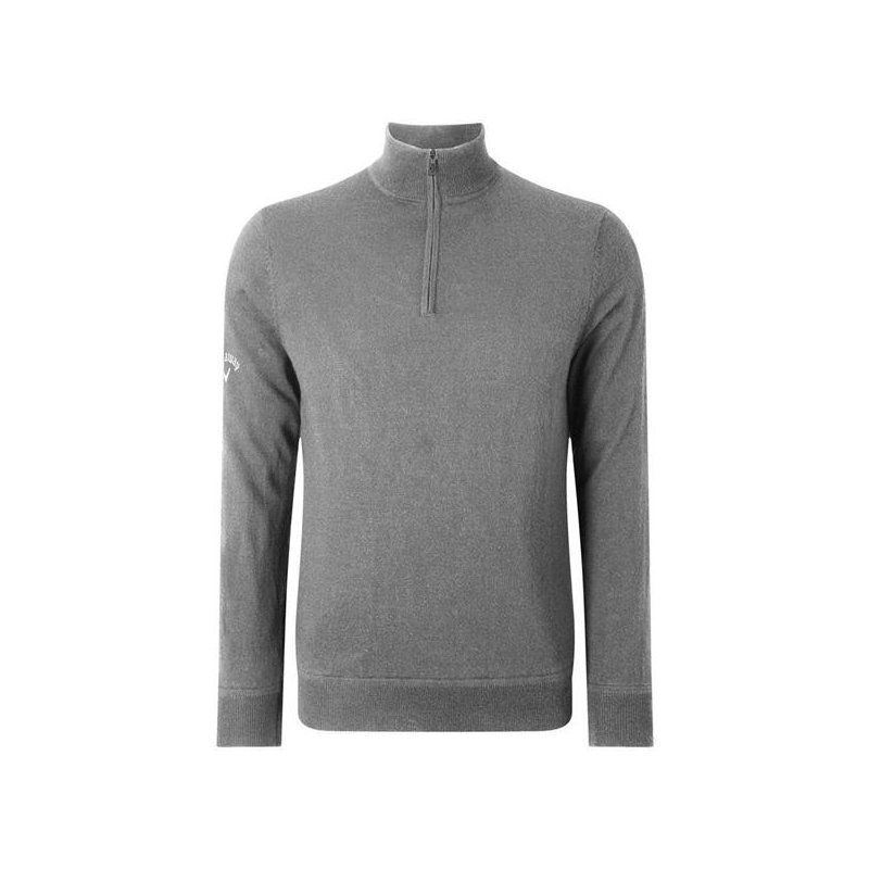 Callaway Windstopper 1/4 Zipped Sweater Herren | Quiet shade S