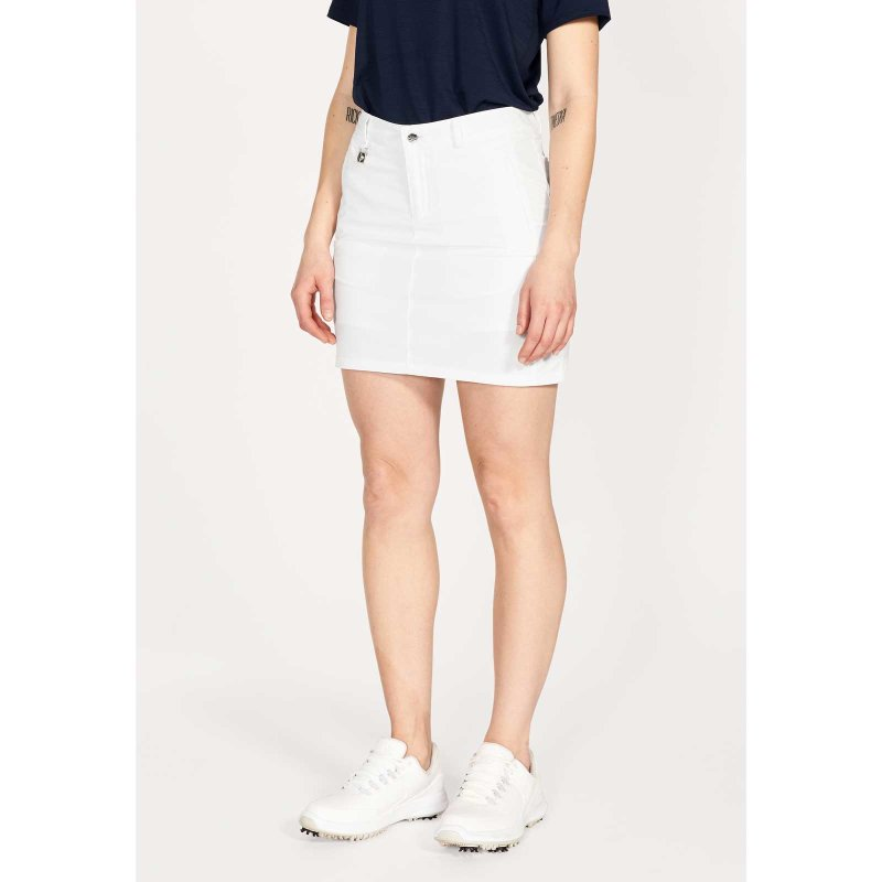 Röhnisch Active Short Skort Damen | white 40