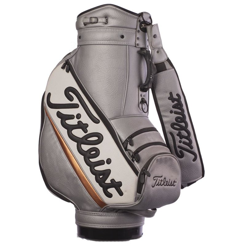"""Titleist LIMITED EDITION """"#1 Ball on All Worldwide Tours"""" Tour Bag"""