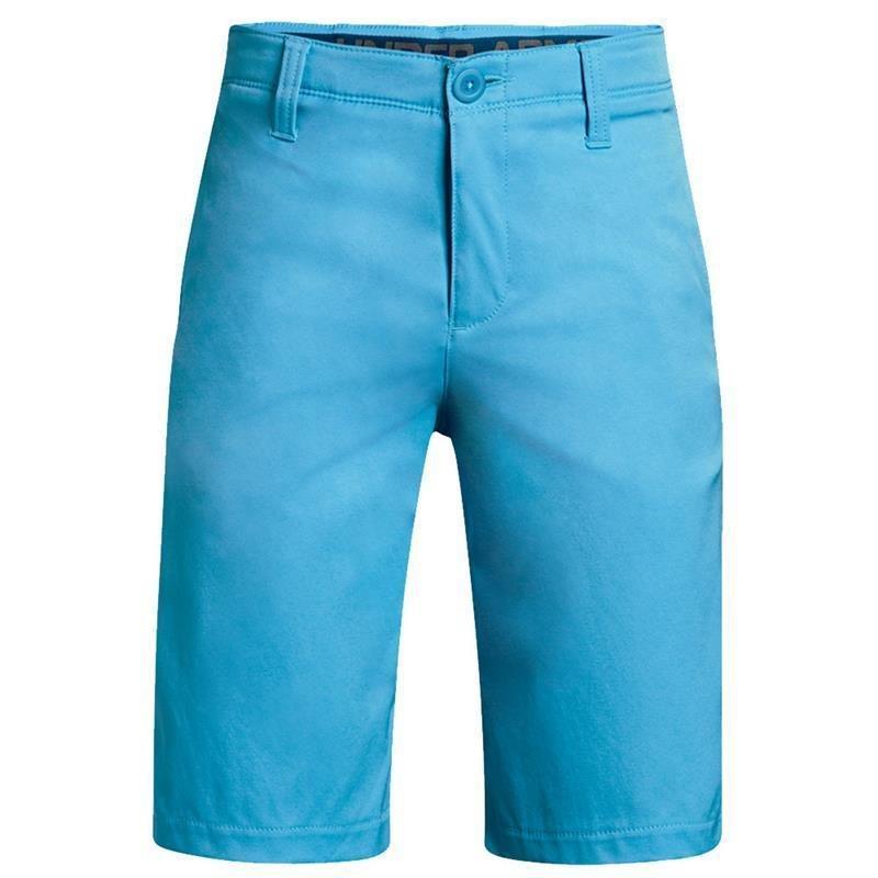 Under Armour Match Play Shorts Jungen 10 (152) himmelblau