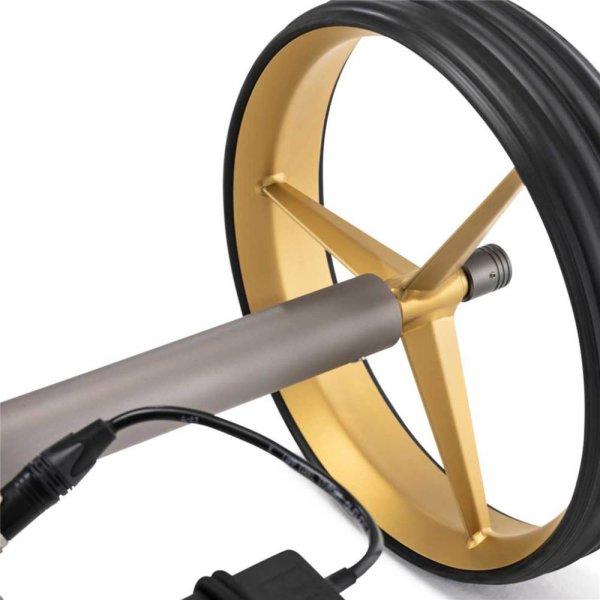 TiCad TiTec Titan-Rädersatz für Elektrotrolley...
