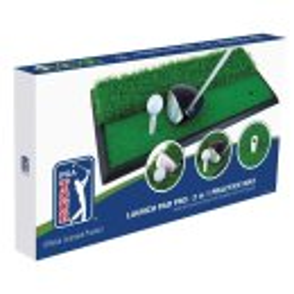 PGA Tour Abschlagmatte Pro 2 in 1