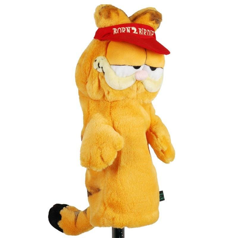 Winning Edge Novelty Headcover Garfield | Golf-Schläger...