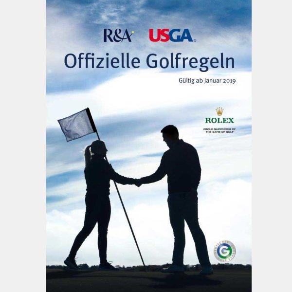 Köllen Golf Offizielle Golfregeln - Vollversion  ...