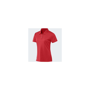 Adidas Tournament Poloshirt Damen | rot XS