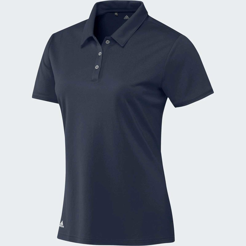 Adidas Tournament Poloshirt Damen | navy XS