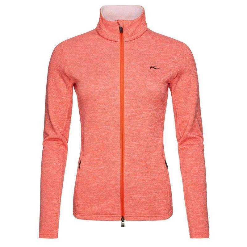 Kjus Calienta Jacket | Damen / Gr. 44 / orange