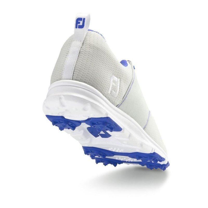 FootJoy enJoy Golf-Schuhe Damen | medium hellgrau-violet EU 37
