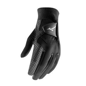 Mizuno Thermagrip Pair Golf-Handschuhe Damen   schwarz ML