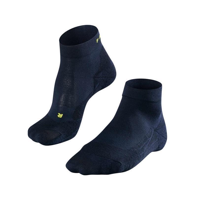 Falke GO2 Short Socken Herren   navy 42-43