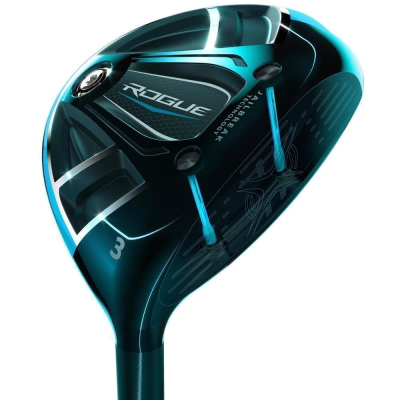 Callaway Rogue Fairwayholz Herren | RH Aldila Quaranta 50 Regular Flex 7