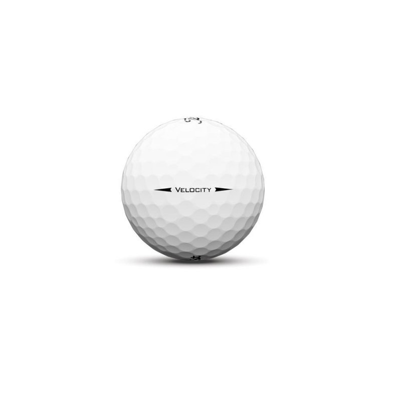 Titleist Velocity Golf-Ball | weiß 12er Pack