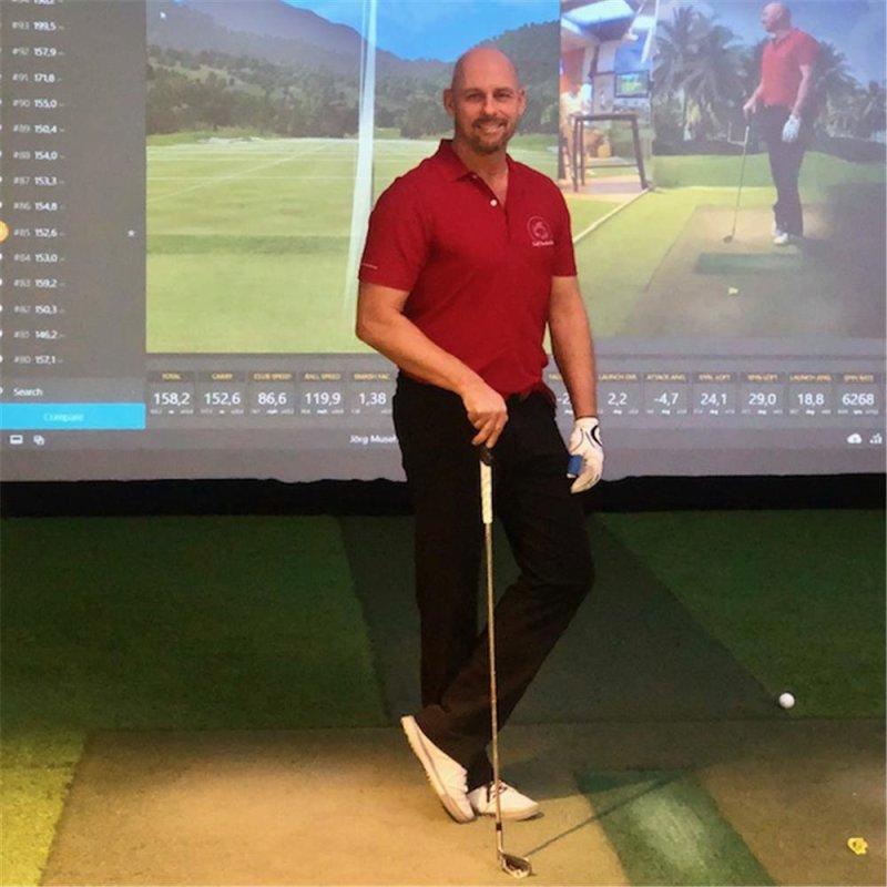 Gutschein Golf-Unterricht 50 min. mit Jörg Musehold