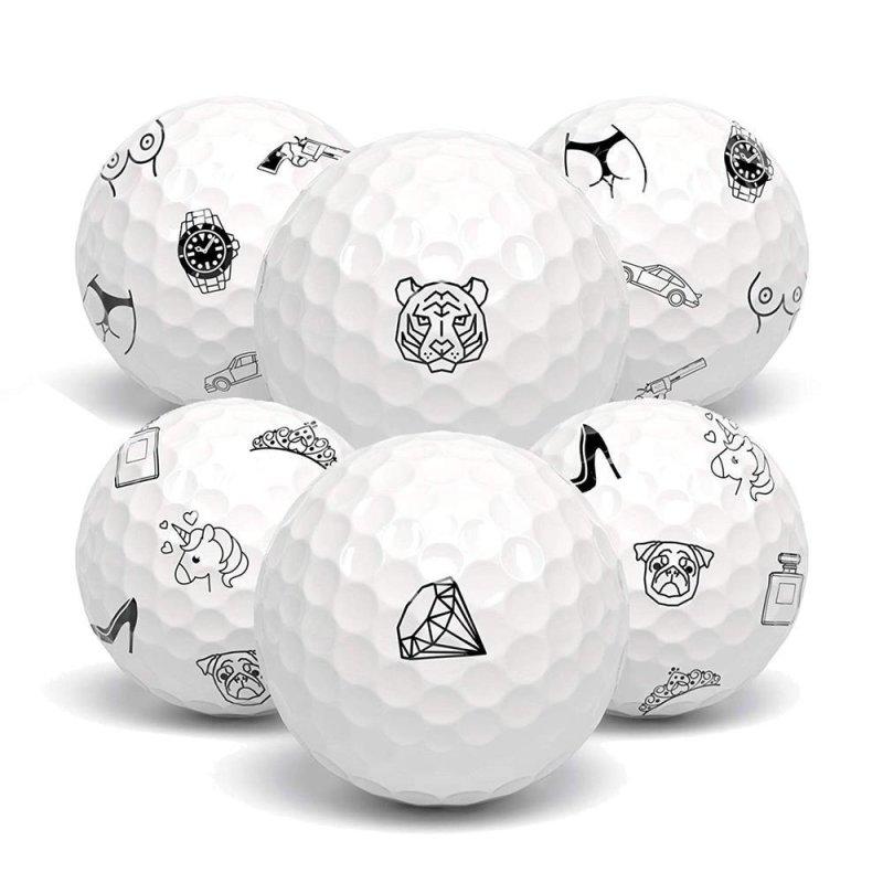 tageez Premium Golfball-Markierer