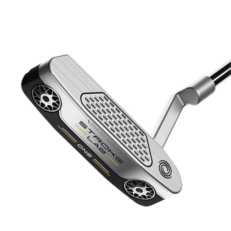 Odyssey Stroke Lab One Putter | RH Stroke Lab Compositeschaft Uni Flex Länge 34 Pistolgrip