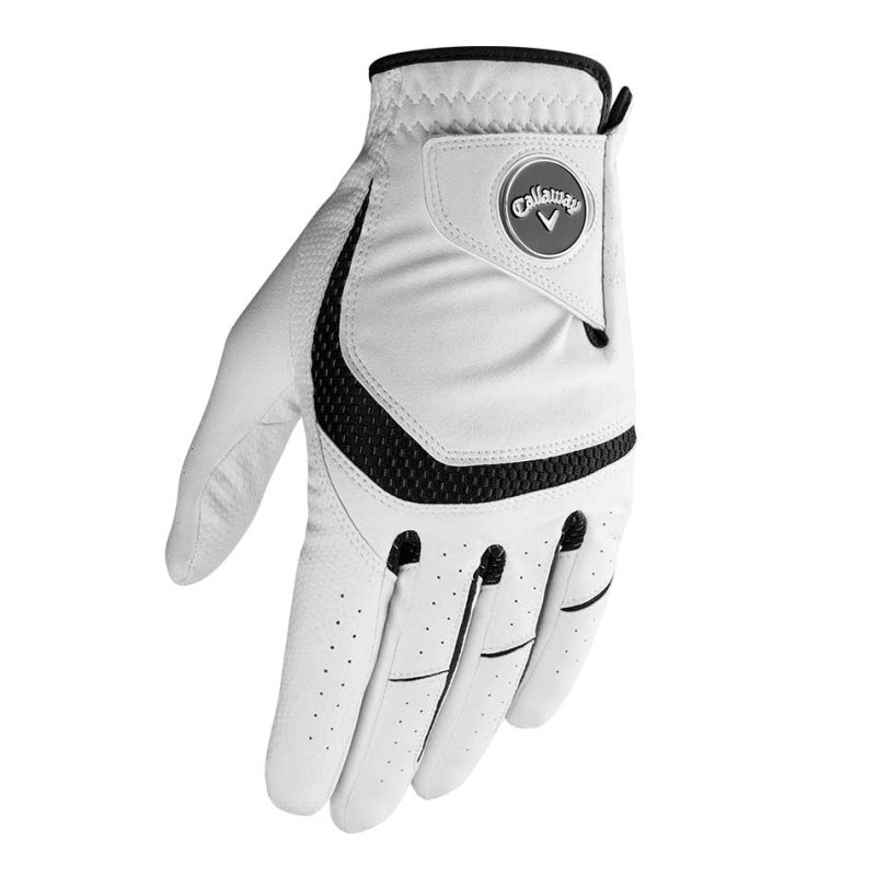 Callaway Syntech Golf-Handschuh Damen | RH weiß S