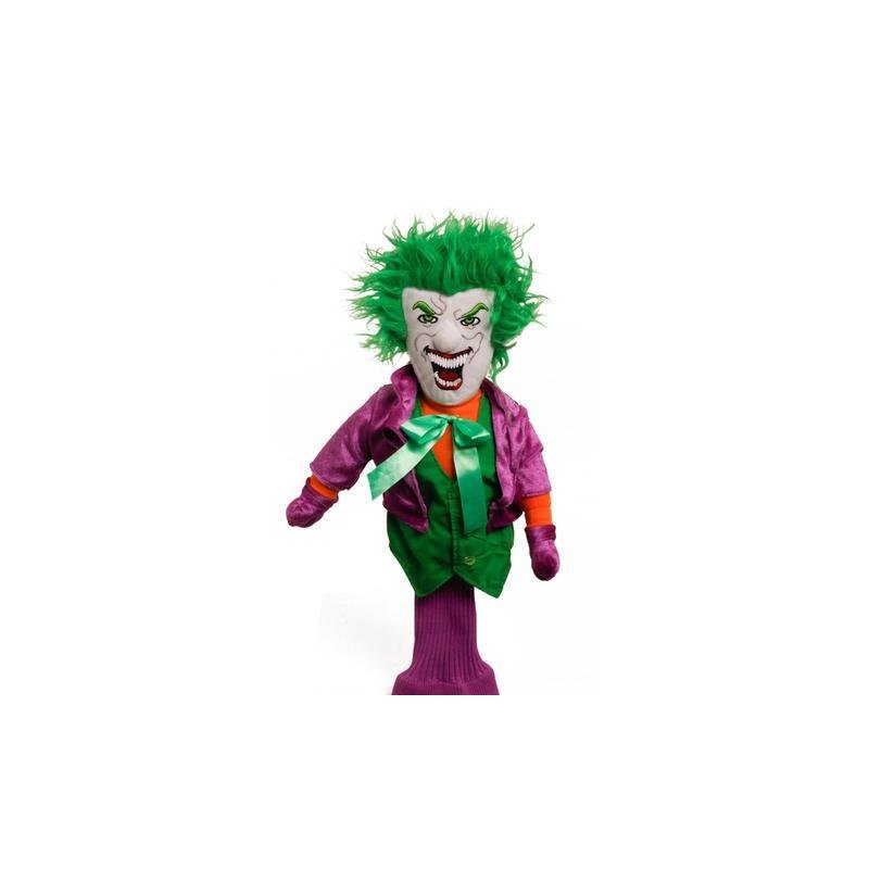 Driver Headcover The Joker  | Golf-Schläger Haube