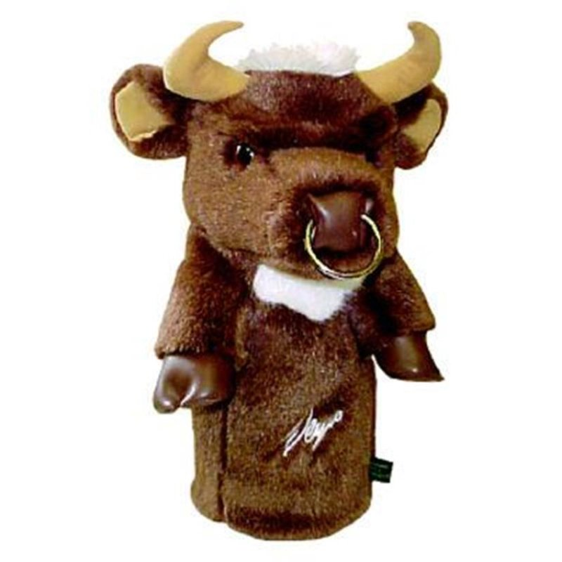Winning Edge Novelty Sergio Garcia Bull