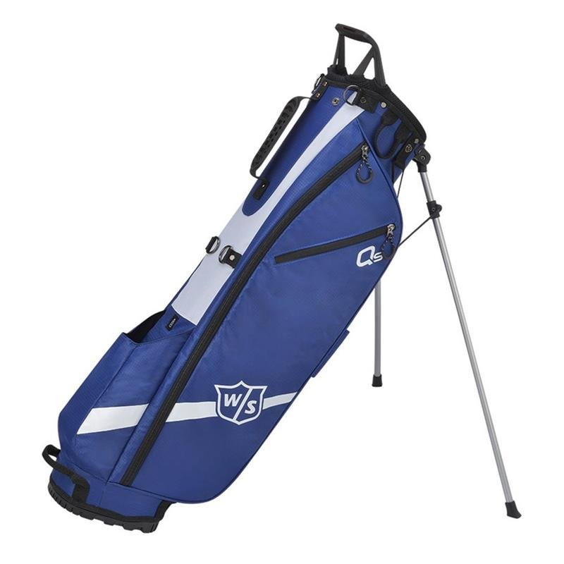 Wilson Staff Quiver Stand-Bag | blau
