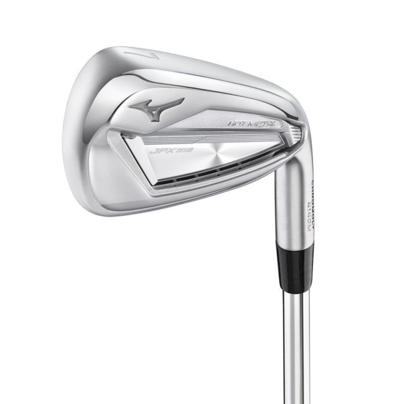 Mizuno JPX 919 Hot Metal Eisensatz
