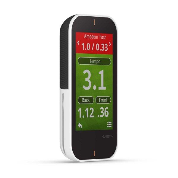 Garmin Approach G80 Entfernungsmesser   GPS-Gerät mit Golfschwung-Analyse