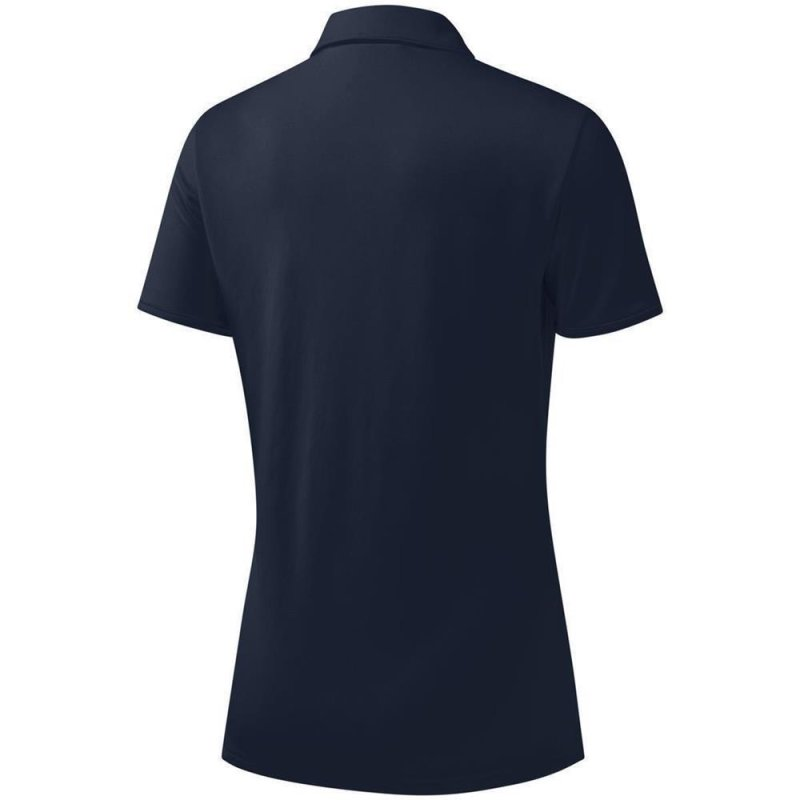 Adidas Tournament Poloshirt Damen | navy L