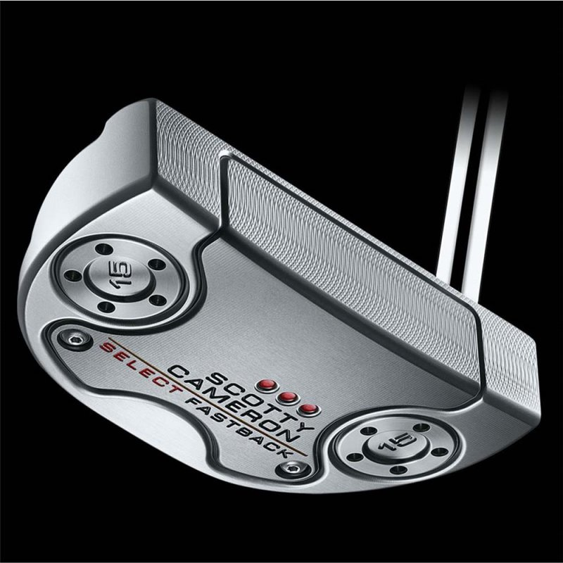 Titleist Scotty Cameron Select Fastback 1/500 Limited Edition RH 34