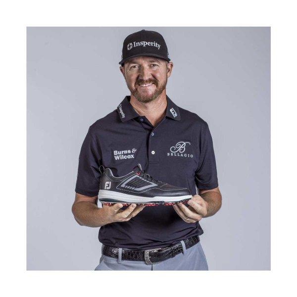 FootJoy Fury Golf-Schuhe Herren   schwarz-rot EU43 Medium