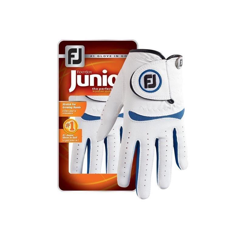 FootJoy Junior Golf-Handschuh Junioren | LH white-cobalt M
