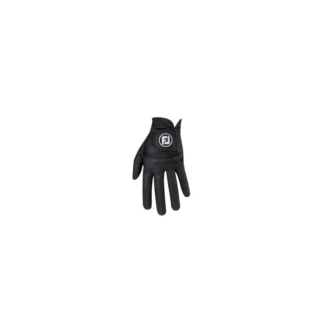 FootJoy WeatherSof Golf-Handschuh Herren   schwarz LH M