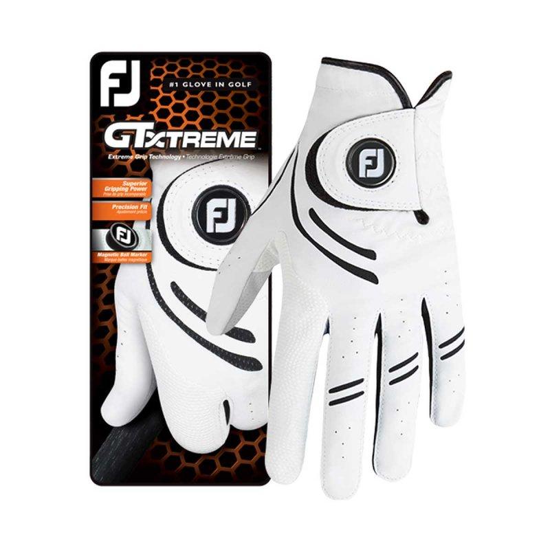 FootJoy GT Xtreme Golf-Handschuh Herren | weiß RH M