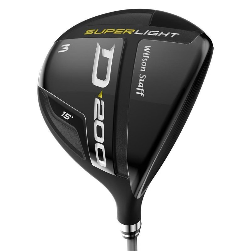 Wilson Staff D200 Black Fairway