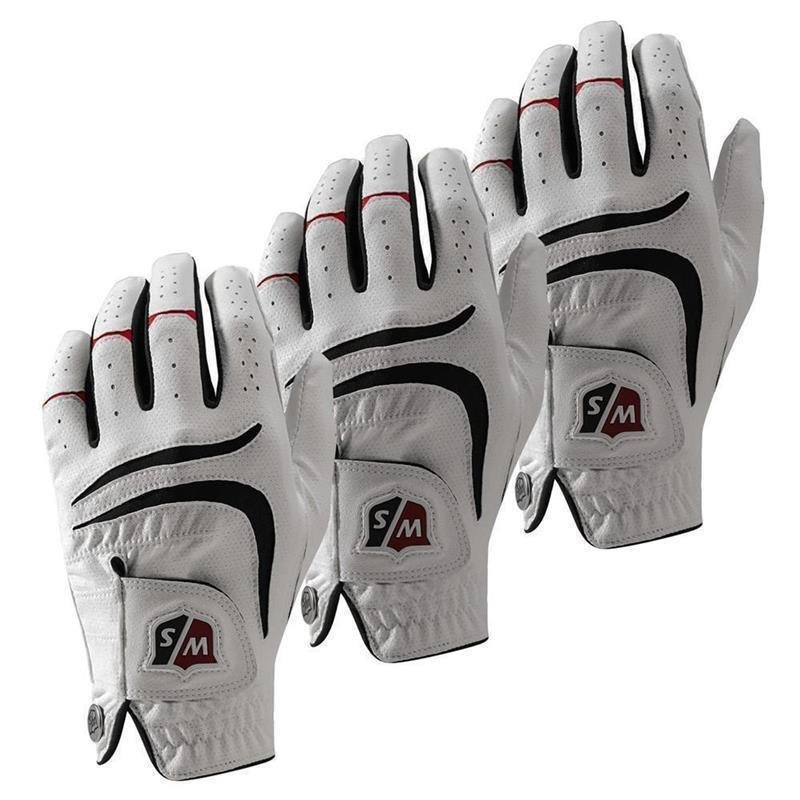 Wilson Staff Grip Plus Golf-Handschuh Herren
