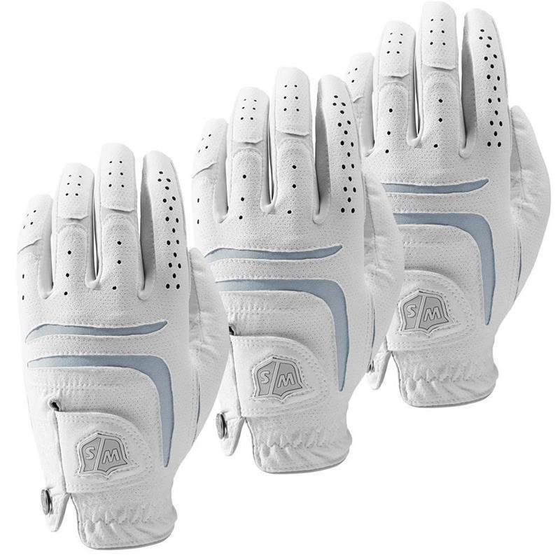 Wilson Staff Grip Plus Golf-Handschuh Damen