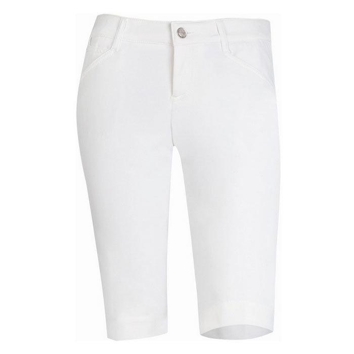 Alberto Mona-K 3xDry Cooler Golf-Shorts Damen | weiß 42