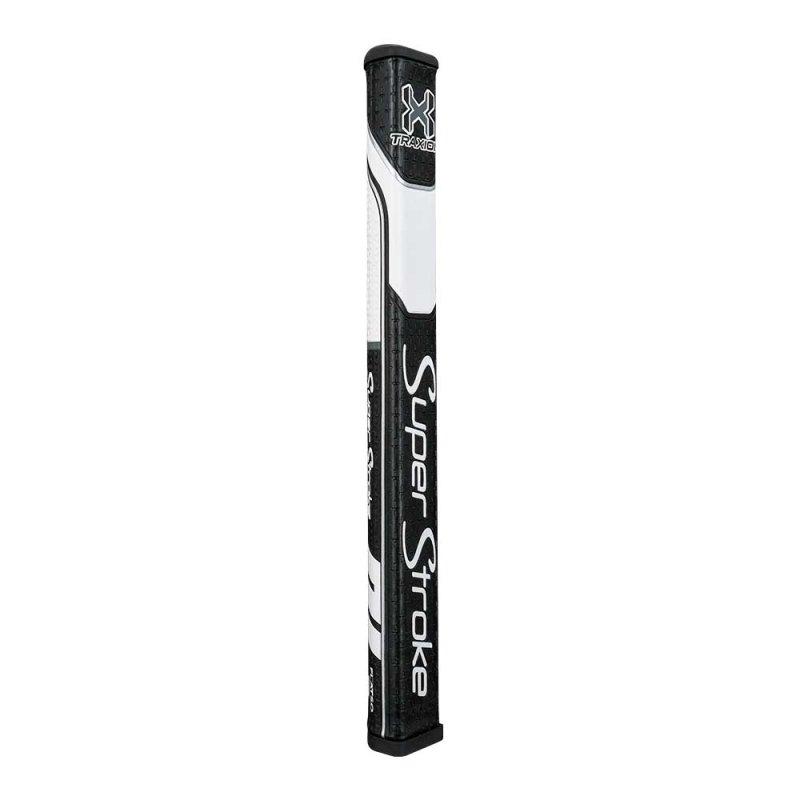 Super Stroke Traxion Flatso Putter-Griff | schwarz 3.0