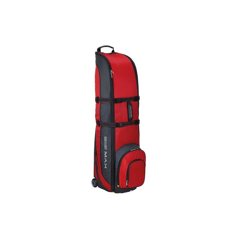 Big Max Wheeler 3 Travelcover   red