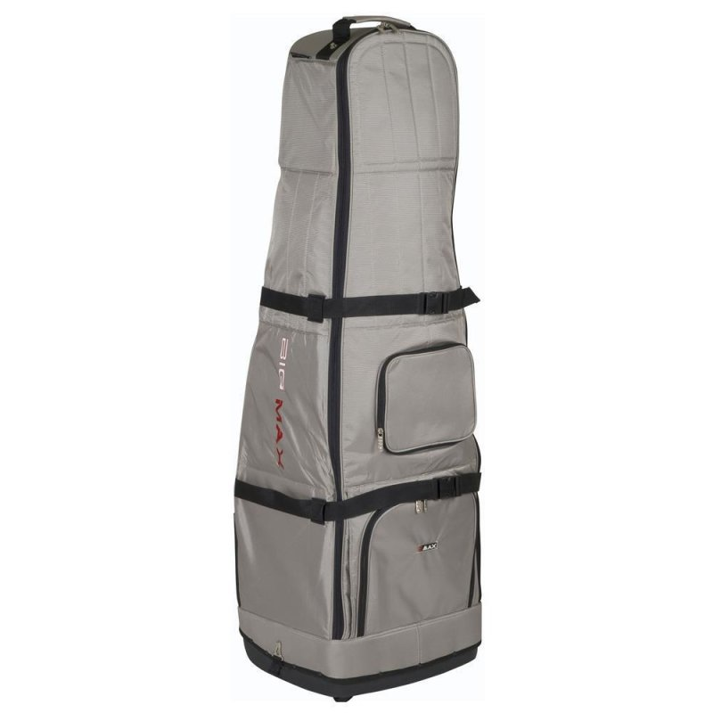 Big Max IQ Travelcover / silber