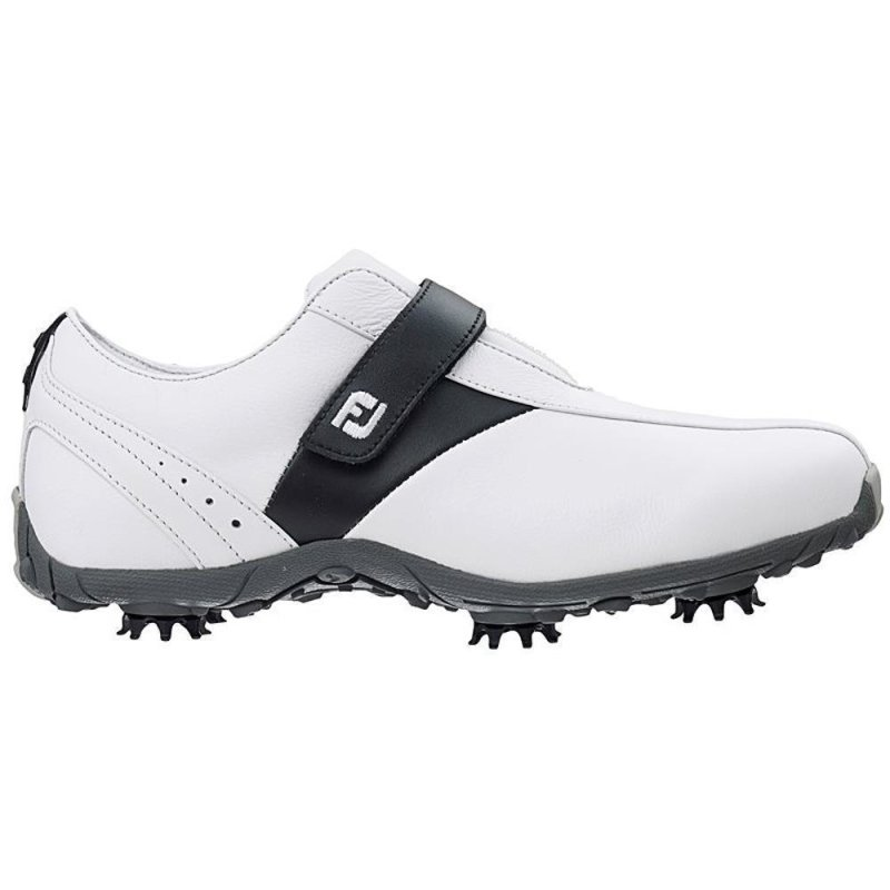 FootJoy Lopro Collection Golf-Schuhe Damen EU 41 weiß schwarz