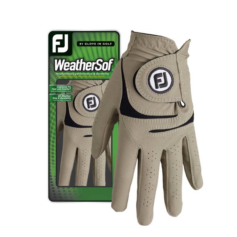 FootJoy WeatherSof Golf-Handschuh Damen