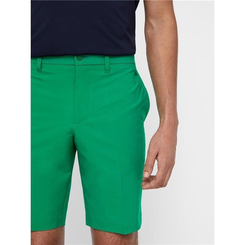 J.Lindeberg Eloy Tapered Micro Stretch Shorts Herren | Golf Green 32