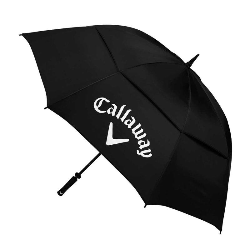 Callaway Classic Regenschirm 64 schwarz-weiß