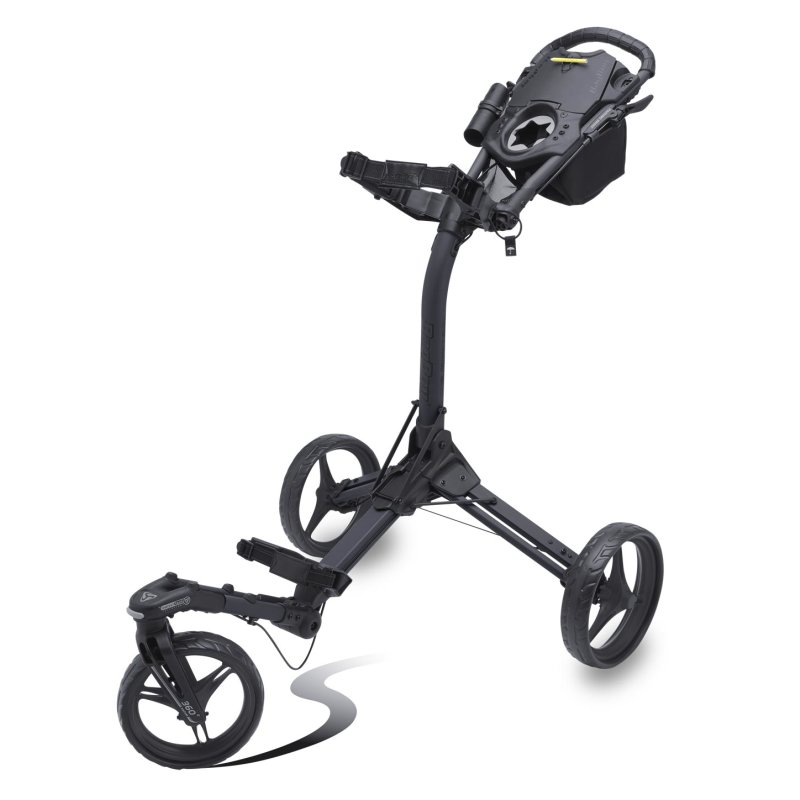 Bag Boy Tri Swivel II Golf-Trolley 3-Rad