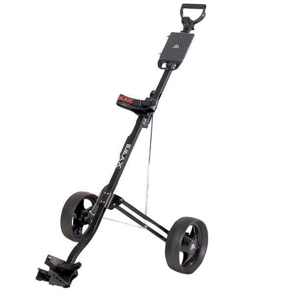 Big Max Basic Golf-Trolley 2-Rad | schwarz