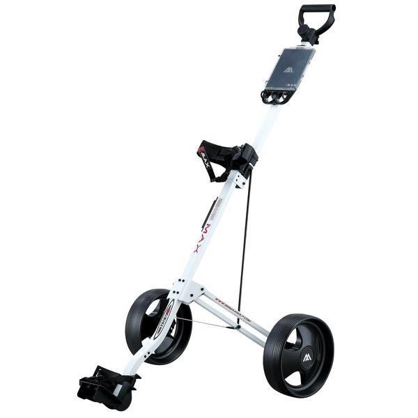 Big Max Basic Golf-Trolley 2-Rad | weiß