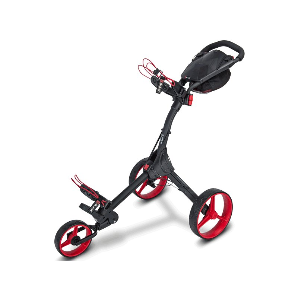 Big Max IQ+ Golf-Trolley 3-Rad
